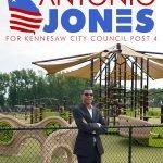 Antonio Jones for Kennesaw City Council Post 4