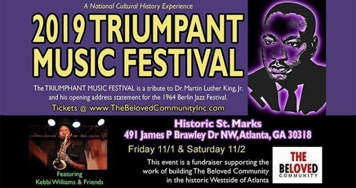 2019 Triumphant Music Festival